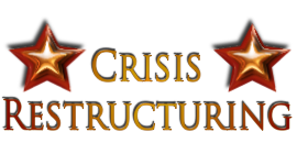 Crisis Restructuring Benchmarking Association logo